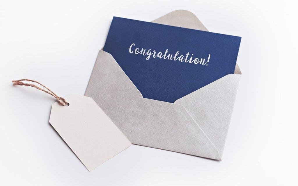 Gratulation Zu Verschiedenen Anlässen Business Knigge