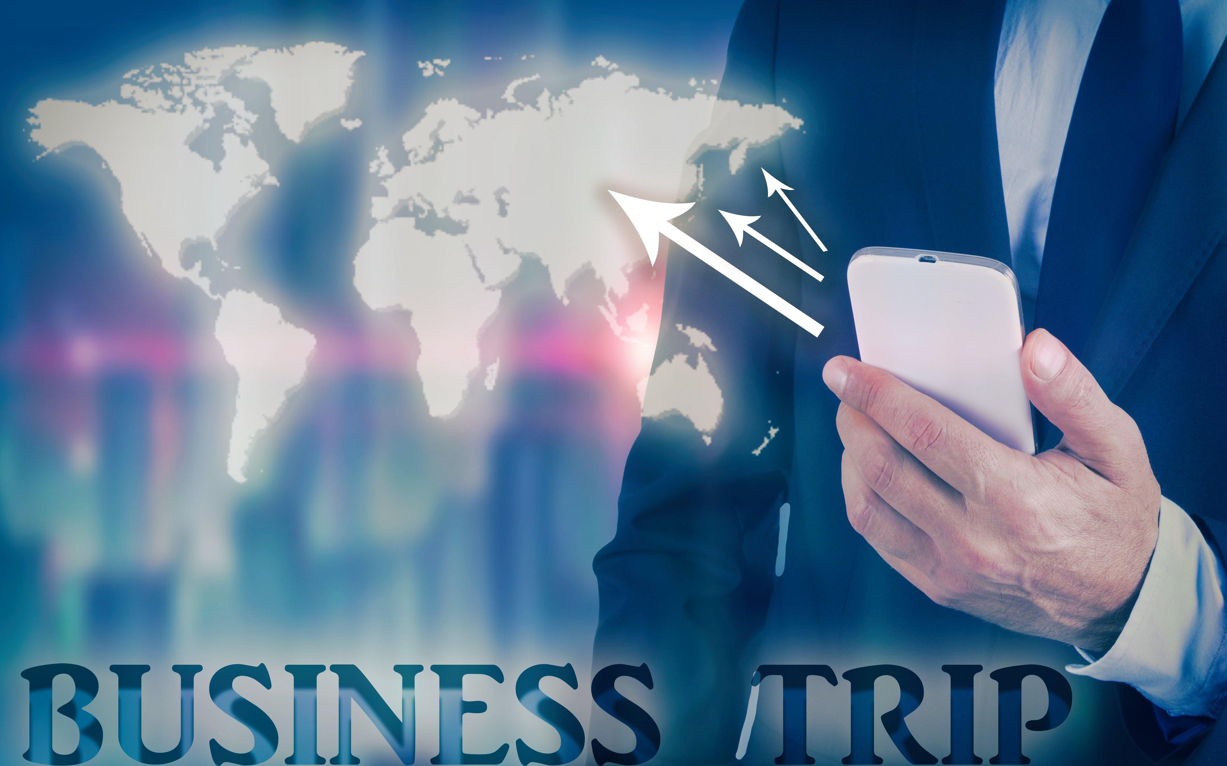 Reiseorganisation Wie Organisiert Man Geschäftsreisen