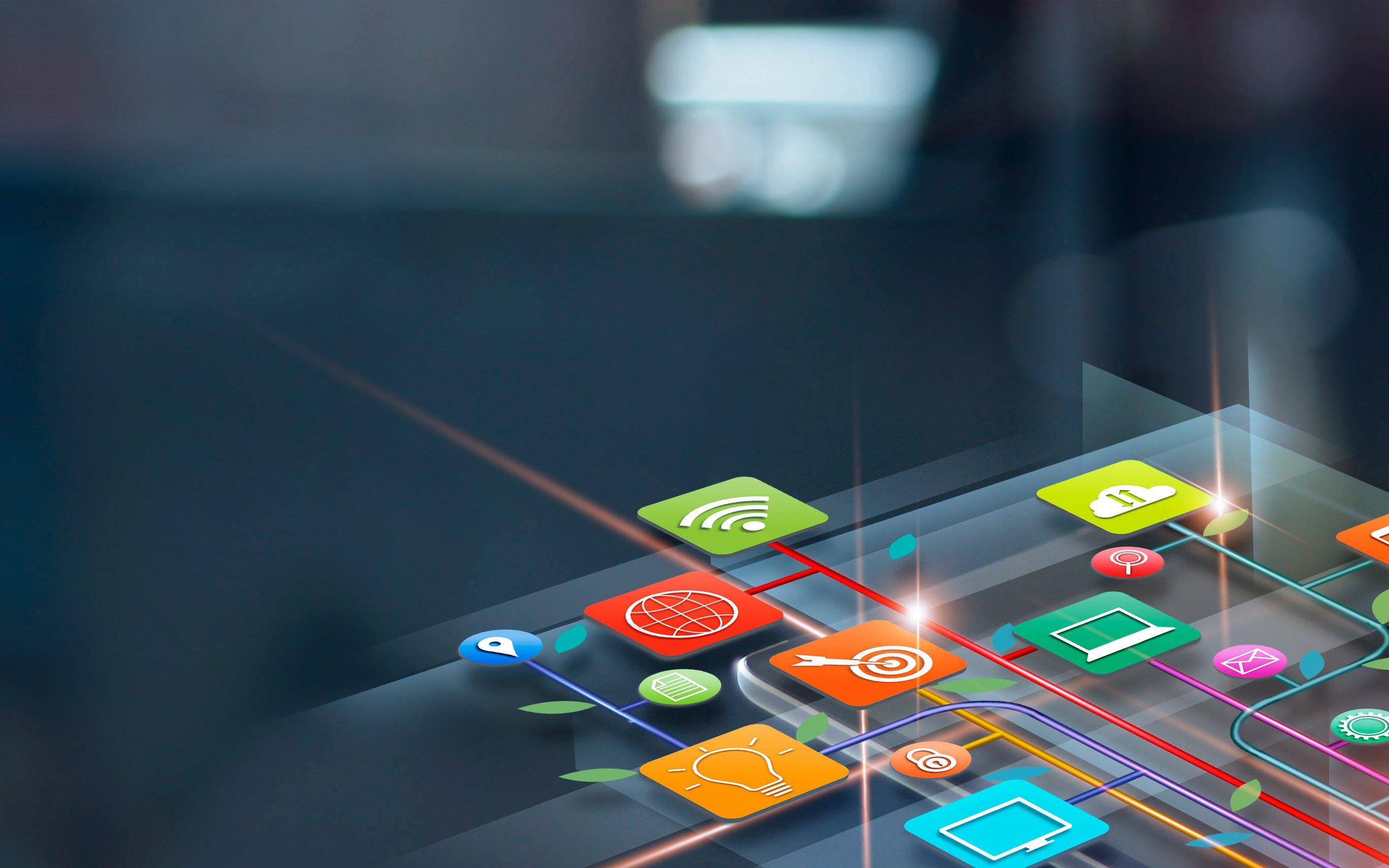 Digitalisierung Sind Sie Bereits In Allen Bereichen