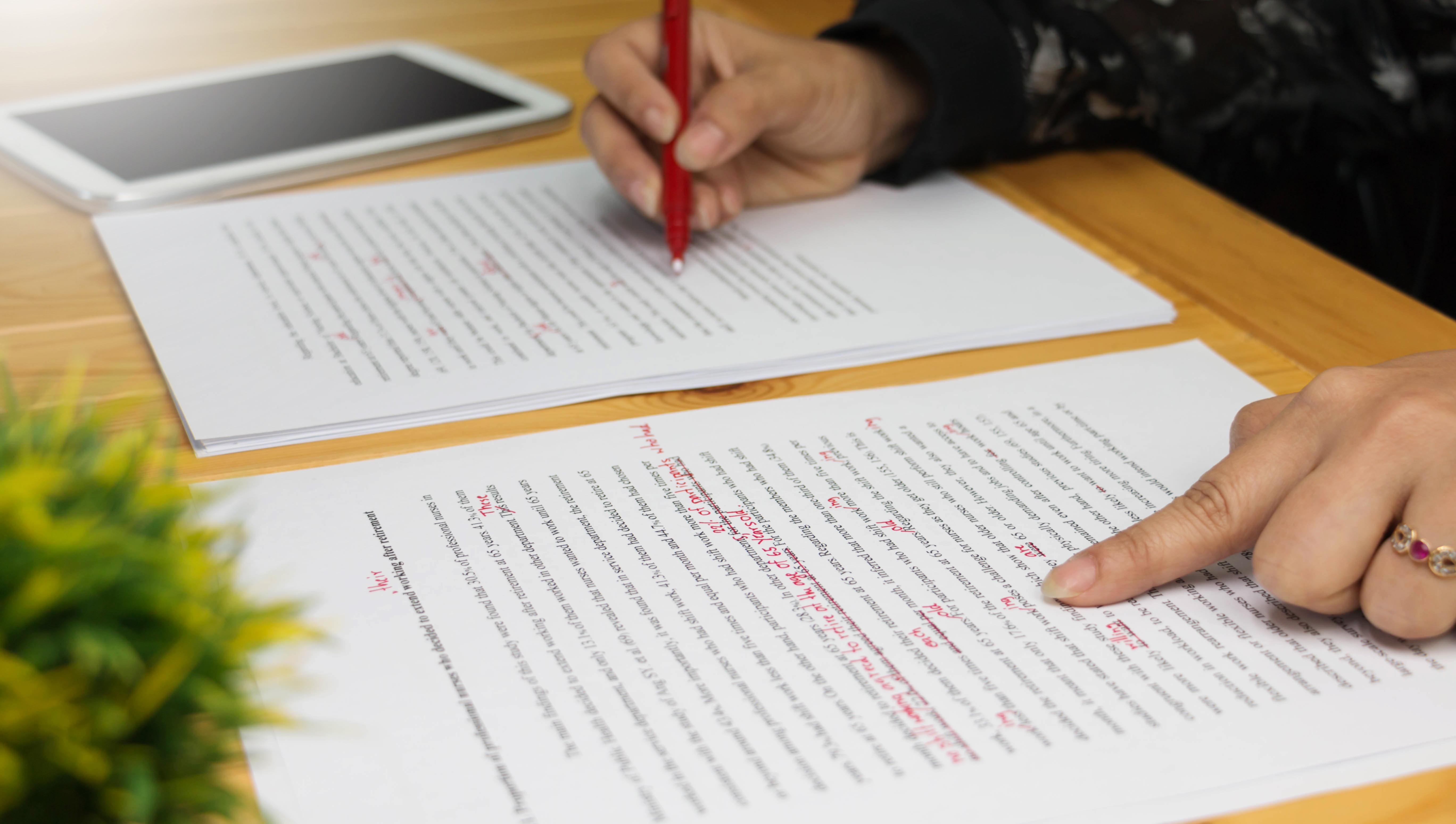 rechtschreibung: regeln für professionelle korrespondenz